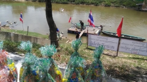 Sukan Kayuh Perahu Malaysia-Thai